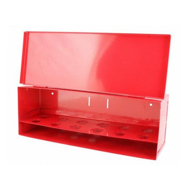 Red Sprinkler head box