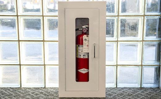 Fire Extinguisher Cabinets & Accessories