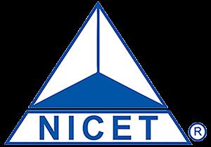 NICET logo