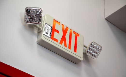 Exit and Emergency Signs